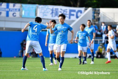 20210515 J1 YokohamaFC vs Shonan Kiyohara1(s)