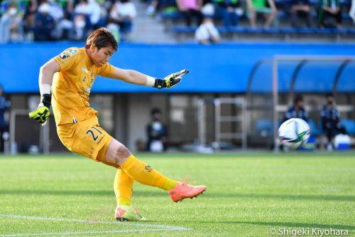 20210515 J1 YokohamaFC vs Shonan Kiyohara7(s)
