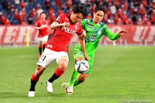 20210620 J1 Urawa vs Shonan Kiyohara10(s)