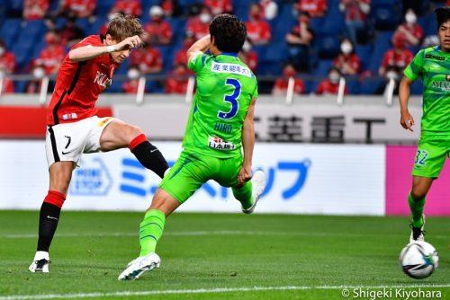 20210620 J1 Urawa vs Shonan Kiyohara5(s)