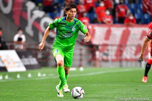 20210620 J1 Urawa vs Shonan Kiyohara7(s)