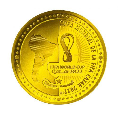 06_パラグアイ1500グアラニー金貨 裏面