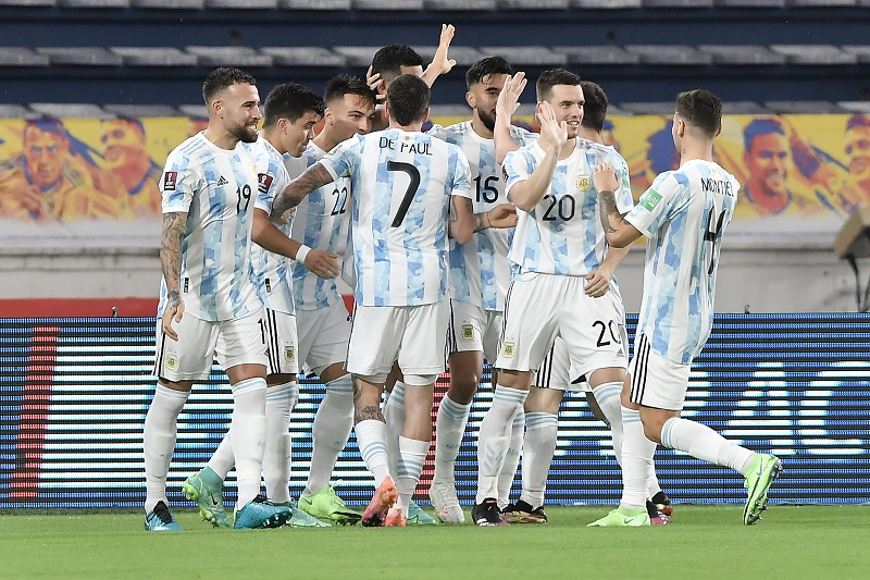 アルゼンチン代表、コパ・アメリカに臨むメンバーを発表…メッシやアグエロらが選出 | サッカーキング