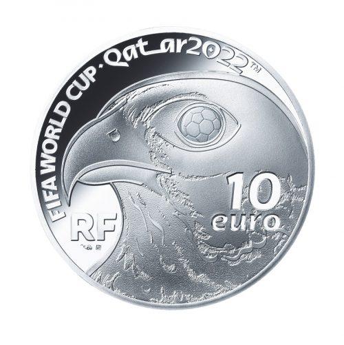 08_フランス10ユーロ銀貨 裏面