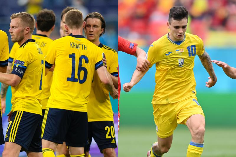 スウェーデン、ウクライナ