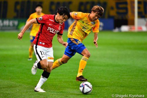 20210703 J1 Sendai vs Urawa Kiyohara12(s)