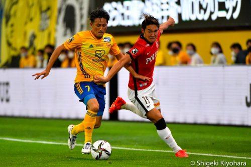 20210703 J1 Sendai vs Urawa Kiyohara22(s)