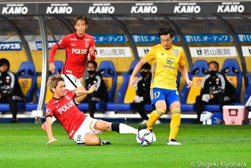 20210703 J1 Sendai vs Urawa Kiyohara4(s)