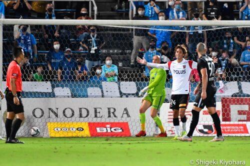20210911 J1 YokohamaFC vs Urawa Kiyohara23(s)