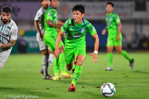 20210918 J1 Shonan vs Fukuoka Kiyohara4(s)